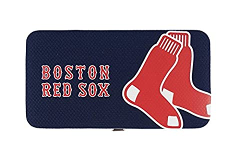 MLB Boston Red Sox Shell Mesh Wallet