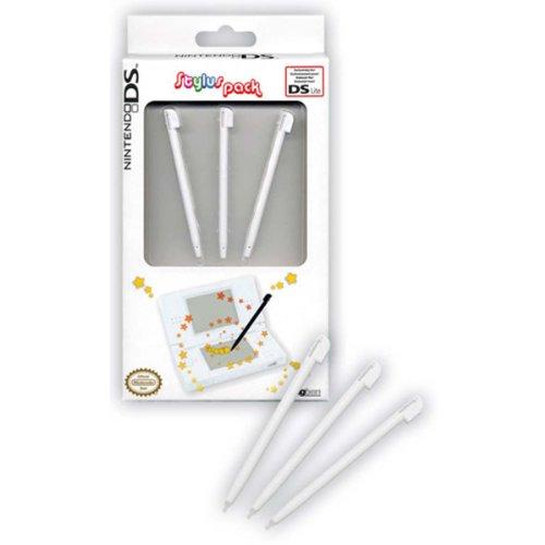 BigBen Interactive Pack 3stylus White Eingabestift Konsole kompatibel Nintendo DS