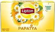 Lipton Papatya Bardak Poşet Bitki Çayı 20