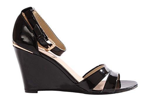 Trendstar des femmes d plateforme talons hauts dames chaussures