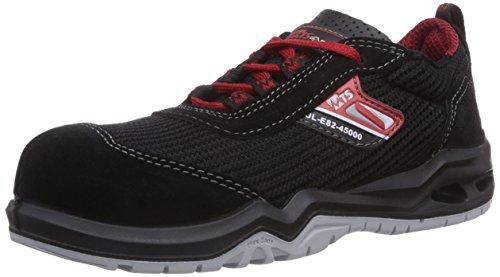 mts-sicherheitsschuhe-m-soft-mustang-s1-45813-calzado-de-proteccin-unisex-color-schwarz-talla-44