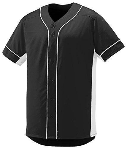 Augusta Herren T-Shirt schwarz / weiß