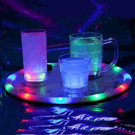 MODEOR LED Serviertablett Multicolor von Serving Tray Liner