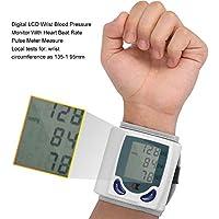 Muñequera digital BP: medidor de presión arterial para el cuidado de la salud y el