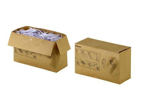 Rexel Aktenvernichter-Abfallbeutel, 32 Liter, 50 Stück, Für Rexel Mercury 32L Aktenvernichter, 2102505