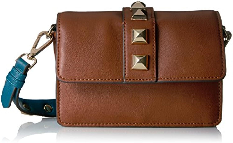 Steve Madden Nahla Cross Body Handbag Cognac