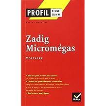 Zadig - Micromégas (Profils)