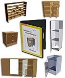Schrank- & RegalDesigner Zusatzmodul für VA Software, VA HausDesigner und für ArCon -