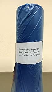 1 Roll of 100 Disposable Savoy Piping Icing Food Mash Bags 21 by JeeJaan