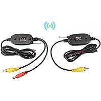2.4g transmisor y receptor sin hilos del vídeo del color de DIY para la cámara