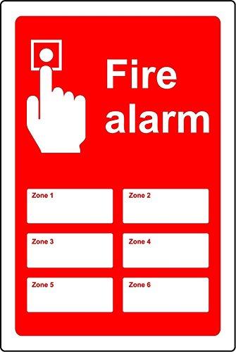 fire-alarm-signes-zone1-zone-6-de-securite-3-mm-en-aluminium-panneau-600-mm-x-400-mm