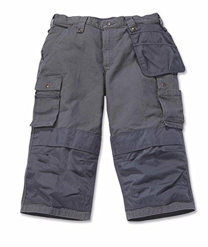 Carhartt 100455 Emea multi poche Ripstop pirate Pantalon de travail pantalons Gravel