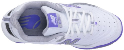 New Balance - Womens 806 Motion Control Tennis / Court Shoes white