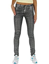 Adidas Originals Women's Easy Five Denim Jean (w38411) (Grey/Silver) 24/32