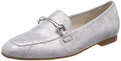 Gabor Shoes Damen Casual Slipper, Weiß (Ice), 40 EU
