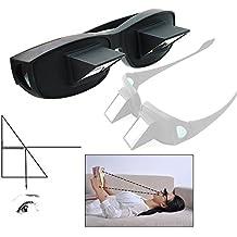 funwill Prism cama especificaciones ponedoras en la televisión de la lectura Lazy Gafas Periscopio Gafas Gafas