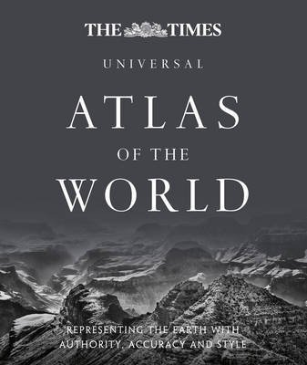 [(The Times Universal Atlas of the World: Universal Edition)] [By (author) Times Atlases] published on (October, 2012)