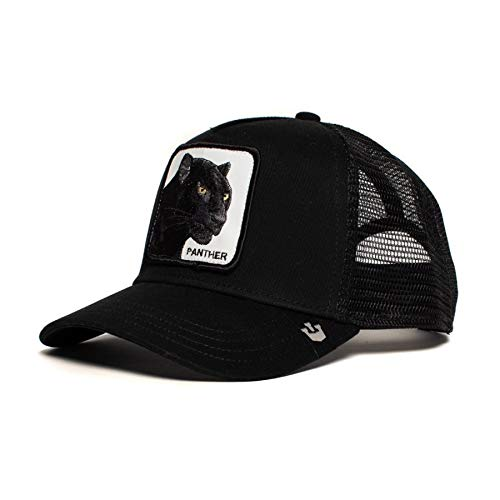 Goorin Bros Trucker Cap Black Panther Black