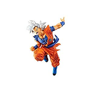 Bandai- Transcendence Art Dragon Ball Estatua Son Goku Ultra Instinct, (Banpresto BANP82742)