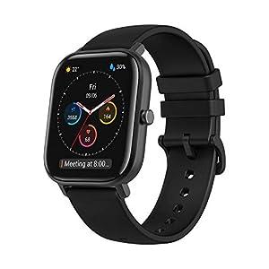 Amazfit GTS - Smartwatch Obsidian Black