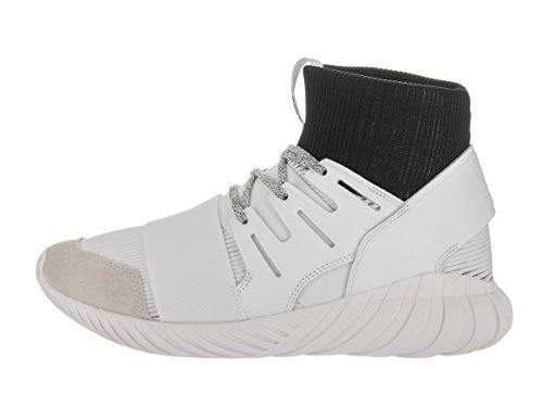Adidas Tubular Doom Synthétique Chaussure de Tennis Ftwwht-Ftwwht-Cblack