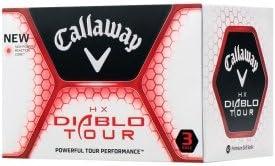 Callaway HX–Diablo Tour–Palline da golf, nuovo