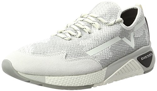 Diesel Herren Skb S-Kby-Sneakers Y01534 Sneaker, Mehrfarbig (Multicolour/ White), 42 EU