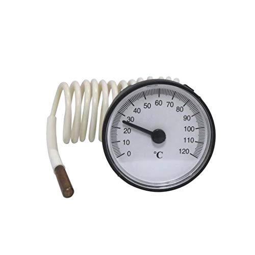 Indicatore di temperatura 0 120 sensore termometro capillare tester di temperatura di scaldabagno 11 m