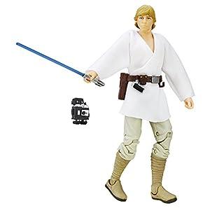 Hasbro Figura de Luke Skywalker de La Guerra de Las Galaxias: una Nueva Esperanza - The Black Series, 15,24 cm 8