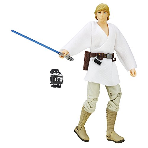 Hasbro Luke Skywalker Figure of Star Wars Hope - The Black Series, 15,24 cm
