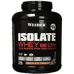 JOE WEIDER VICTORY Isolate Whey 100 CFM 2 kg Choco