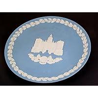 Wedgwood Blue Jasper Ware-guardie di cavallo dal