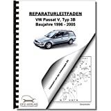VW Passat 5, Typ 3B (96-05) Bremsanlagen, Bremsen - Reparaturanleitung