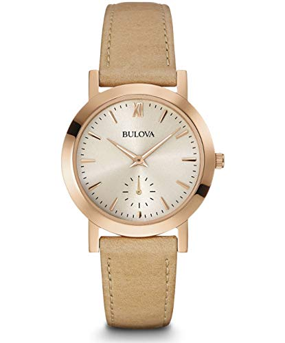 Bulova Dress 97L146Montre bracelet pour femme
