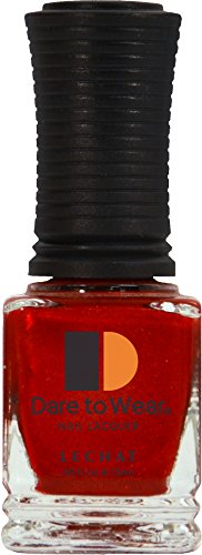 LECHAT Dare to Wear Nail Polish, Full Bloom, 0.500 Ounce by LECHAT