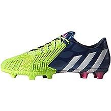 sports shoes 8f781 16df0 Adidas Predator Instinct FG Fussballschuhe rich blue-white-solar green - 44  2