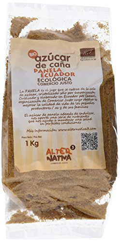 Alternativa 3 - Azúcar Panela Bio Alternativa, 1kg