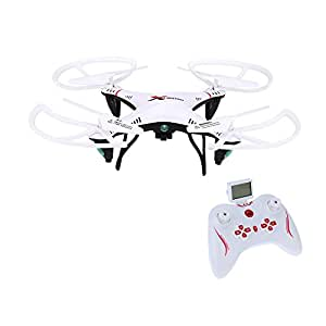 L6039 2.4Ghz 4 Canaux 6-Axes Gyro RC Quadcopter UFO Aircraft Drone avec Caméra 2.0MP HD