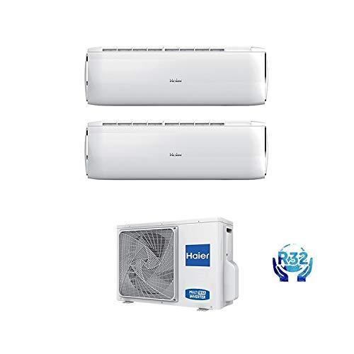 Aire acondicionado climatizador Haier Dawn R-32 Dual