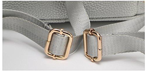 Keshi Pu Cute Ladies Accessories Borsa A Tracolla Per Il Tempo Libero Di Alta Qualità Semplice Borsa A Tracolla Zaino Zaini Oro