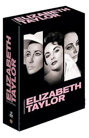 Coffret Elizabeth Taylor - 10 Films : Le père de la Mariée - Le courage de Lassie.....
