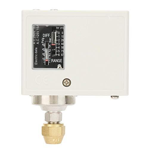 Druckregler für Luft-Wasserverdichter SPC-106E 24-380V Differenzdruckeinstellung