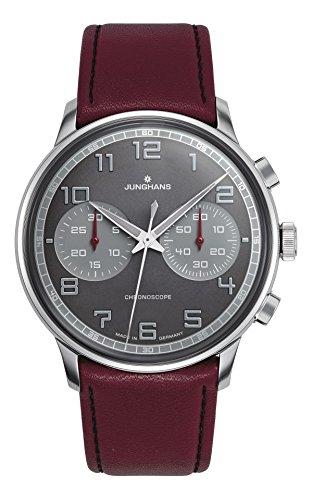 Junghans Meister Driver Chronoscope Herren-Chronograph 027/3685.00