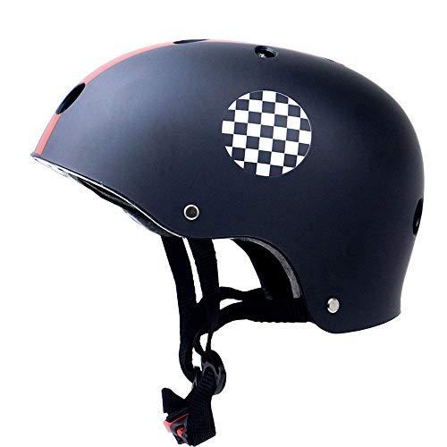 Kinder Fahrradhelm,Scooter Helm Kinder,Ski Helme Kinder,Einstellbarer Leichter Kindersicherheitshelm...