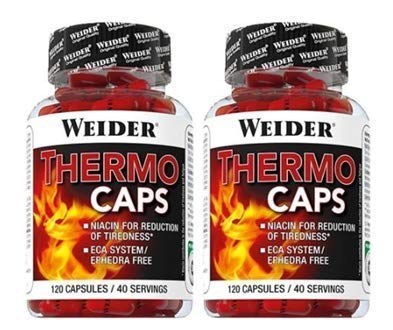 Weider Pack Thermocaps - 100 gr