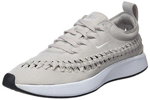 Nike W Dualtone Racer Woven, Damen Gymnastikschuhe, Beige (Moon Particle/Moon Particle/Mod 201), 38 EU (4.5 UK)