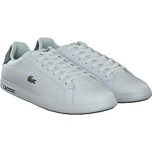 Lacoste Herren Graduate Lcr3 118 1 SPM Sneaker, Schwarz