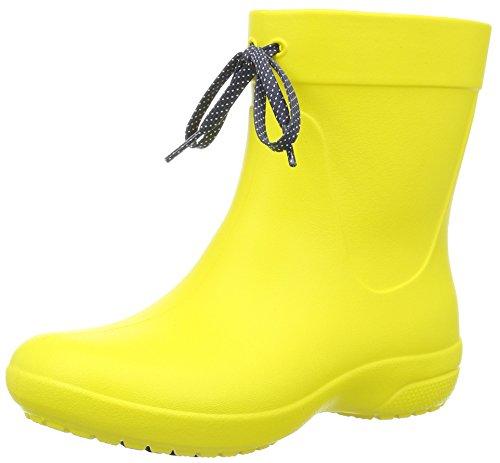 Crocs Women's Fsailshrtrainbt Rain Boots