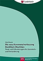 Die neue Kommunalverfassung NRW
