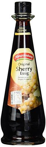 Hengstenberg Spanischer Sherry Essig, 6er Pack (6 x 500 ml)